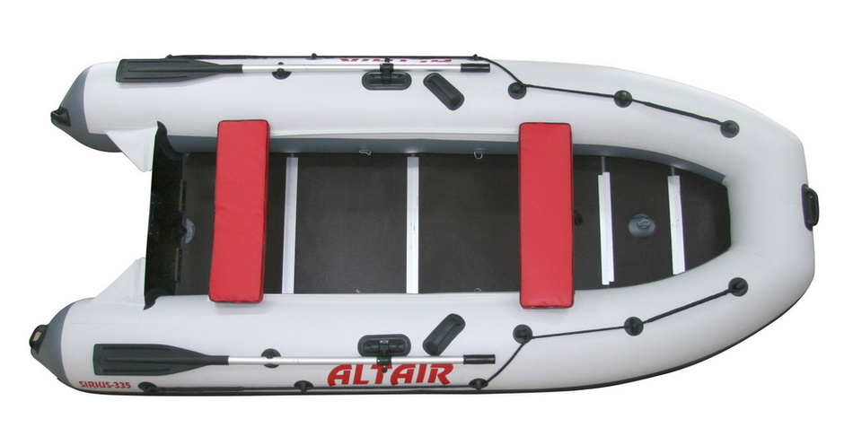 купить лодку пвх альтаир сириус ультра 335