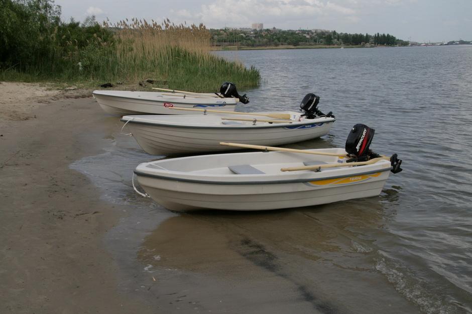 Terhi лодка украина