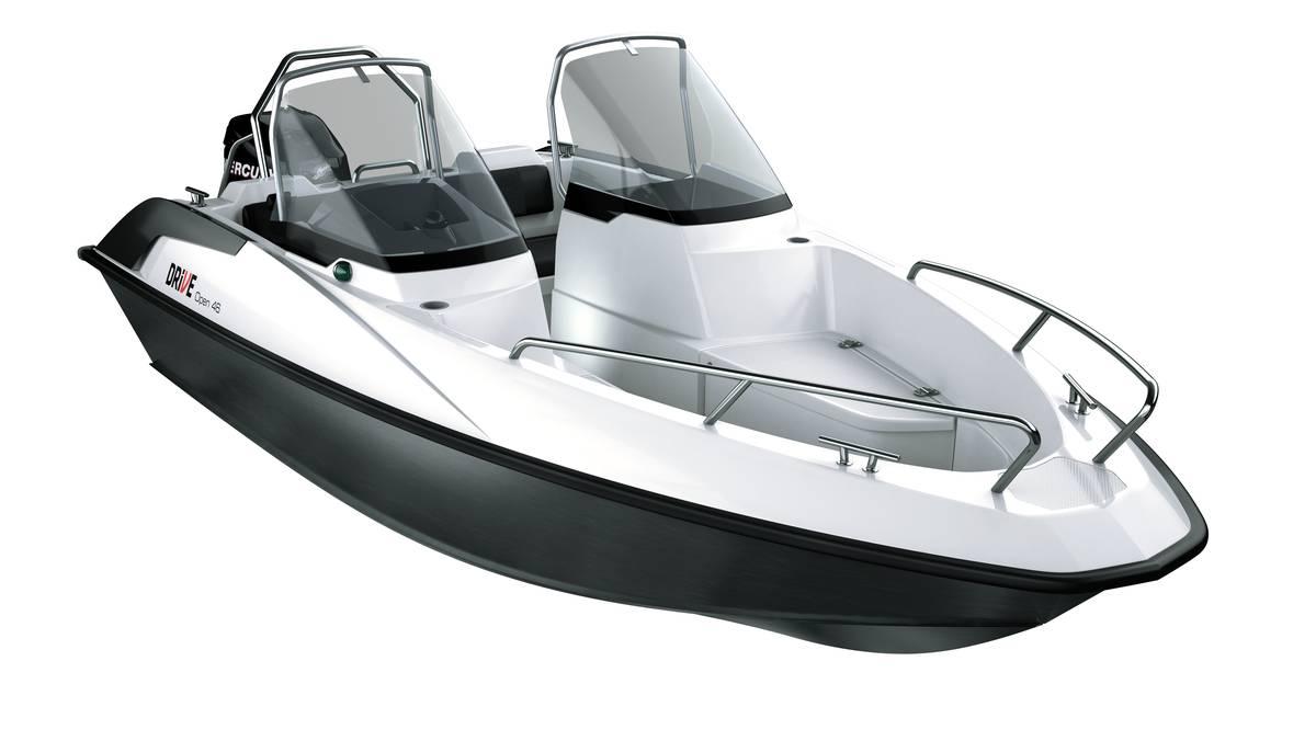 драйв катера и лодки