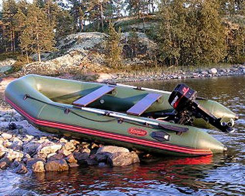 лодка сплав 360